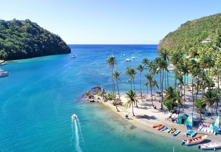 Marigot Beach Club and Dive Resort, מפרץ מריגו, חוף ים