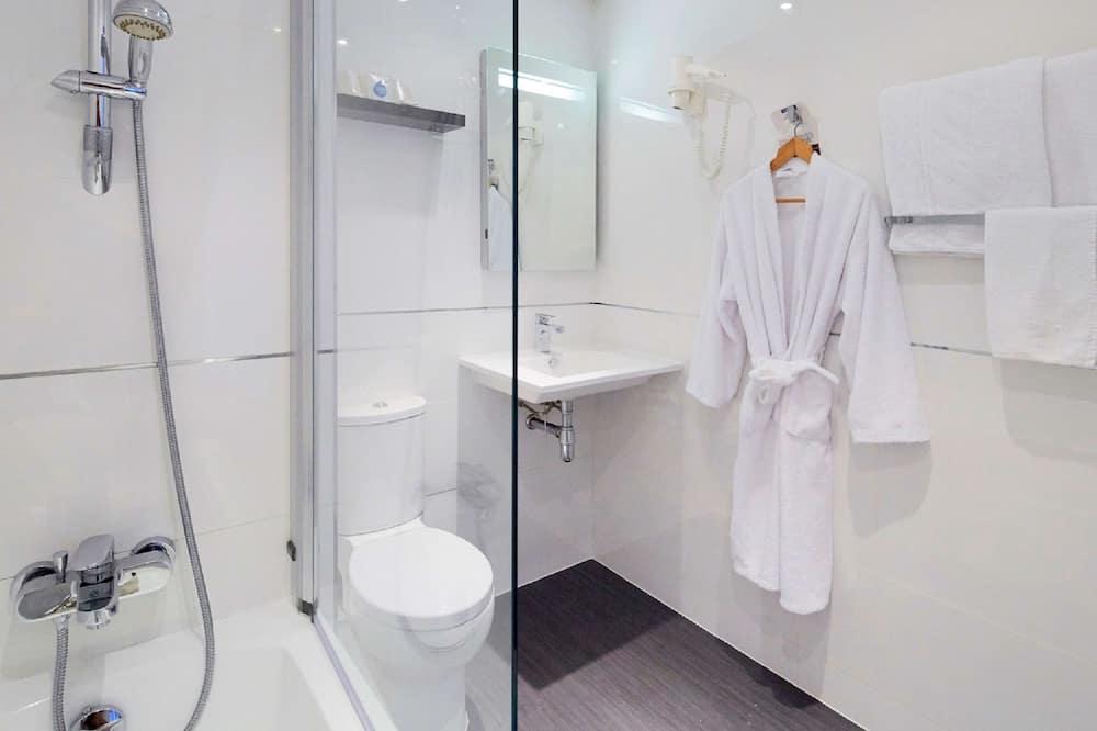 Standardní pokoj, 2 jednolůžka - Koupelna