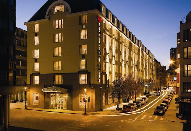 Renaissance Brussels Hotel, Brüssel, Hotelfassade