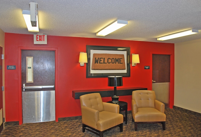 Extended Stay America St. Louis - St. Peters, סנט פיטרס, לובי