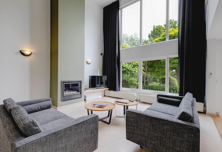 Hotel Ter Elst, Edegem, Apartment, Terrace (with garden), Living Room