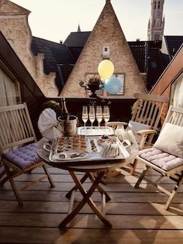 Fotografia do Relais & Chateaux Hotel Heritage em Bruges