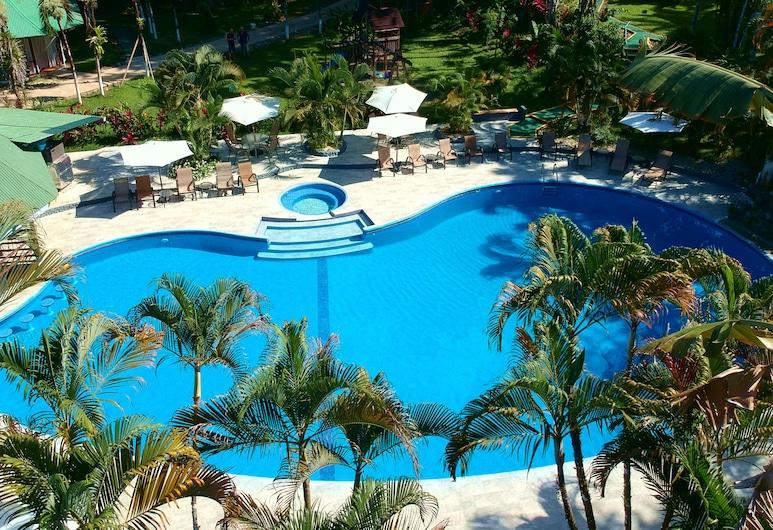 فيلاز ريو مار, بايينا, حمام سباحة