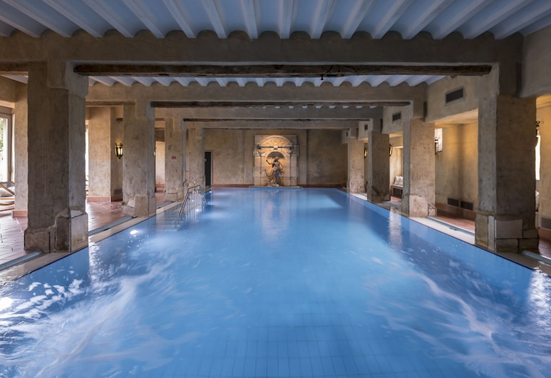 Chateau St Gerlach, Valkenburg aan de Geul, Indoor Pool