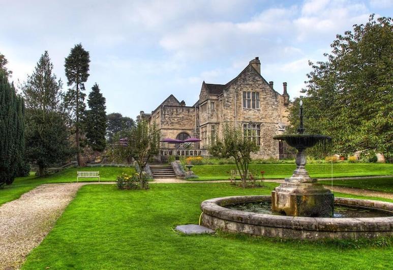 Monk Fryston Hall Hotel, Leeds, Garden