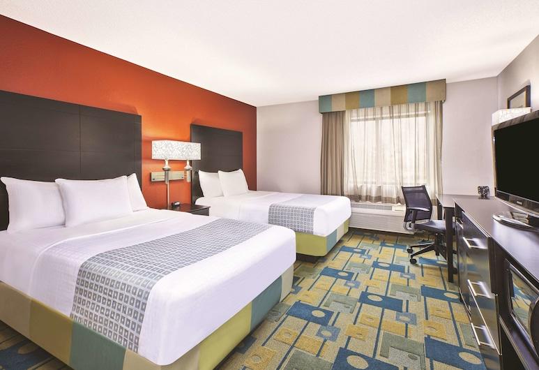 La Quinta Inn by Wyndham Toledo Perrysburg, Перрісберг, Номер, 2 двоспальних ліжка, для некурців, Номер