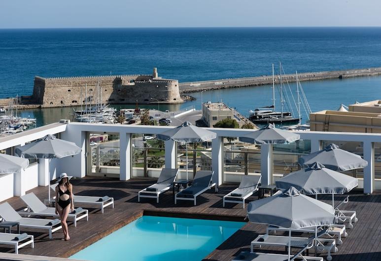 Aquila Atlantis Hotel, Ηράκλειο, Εξωτερική πισίνα
