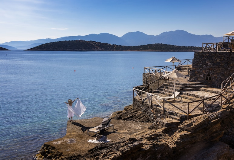 Minos Palace hotel & suites – Adults Only, Ayios Nikolaos, Playa