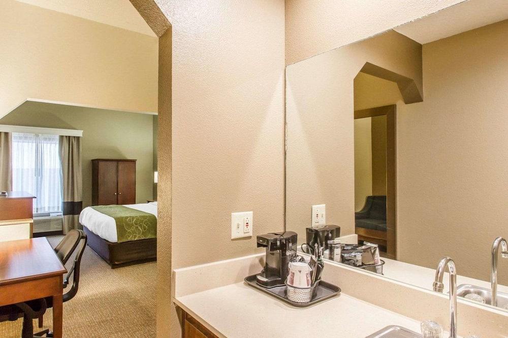 套房, 非吸煙房 - 浴室