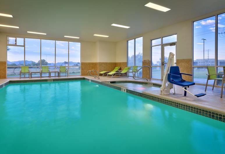 Holiday Inn Express & Suites American Fork - North Provo, אמריקן פורק, בריכה