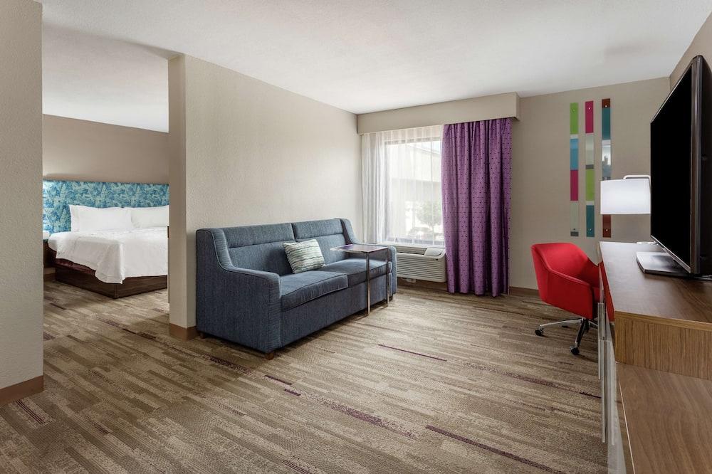 Phòng Suite, 1 giường cỡ king, Không hút thuốc - Phòng