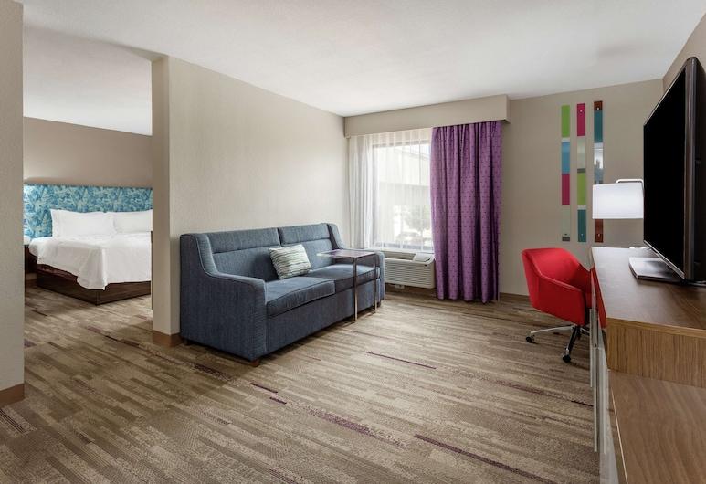 Hampton Inn Biloxi Ocean Springs, Biloxi, Suite, 1 très grand lit, non-fumeurs, Chambre