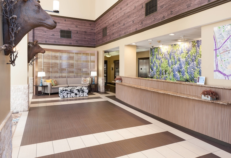 SpringHill Suites Dallas Downtown / West End, Dallas, Lobby