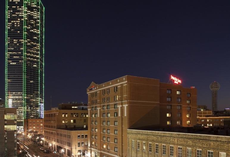 SpringHill Suites Dallas Downtown / West End, Dallas, Buitenkant