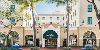 Slika: Hotel Santa Barbara ‒ Santa Barbara