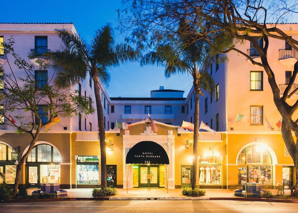 Hotel Santa Barbara, Santa Barbara