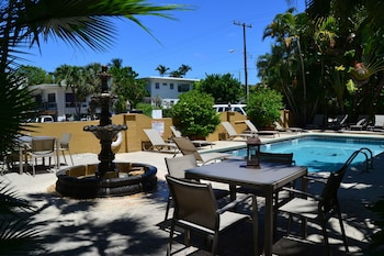 Selline näeb välja TropiRock A North Beach Village Resort Hotel, Fort Lauderdale