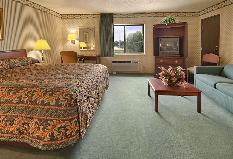 Baymont by Wyndham Corydon, Corydon, Room, 1 King Bed, Accessible, Non Smoking (Mobility), Guest Room