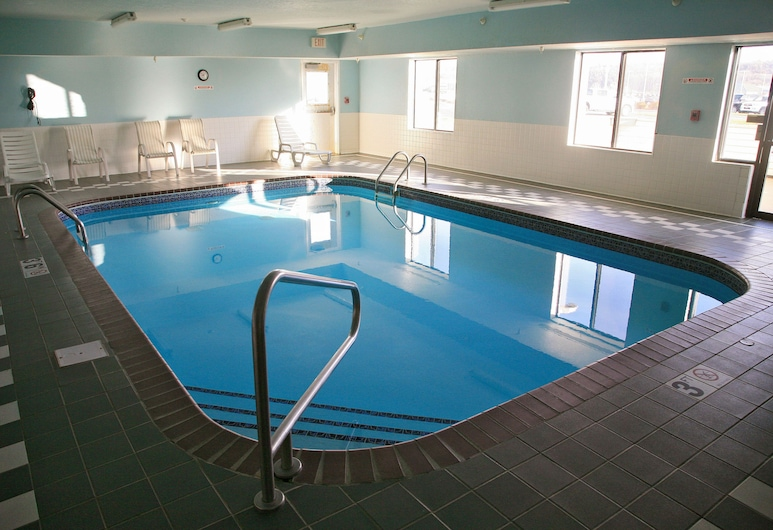New Victorian Inn & Suites in Sioux City, IA, Sioux City, Piscina cubierta