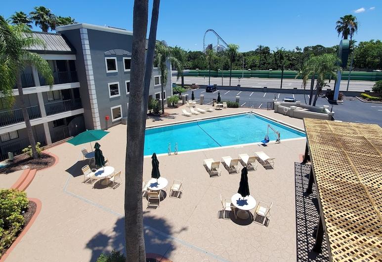 La Quinta Inn by Wyndham Tampa Near Busch Gardens, טמפה, בריכה