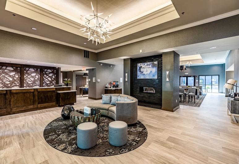 Homewood Suites Atlanta Buckhead, Atlanta, Lobi