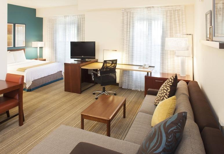 Residence Inn by Marriott Asheville Biltmore, Asheville, Studio, 1 giường cỡ queen, Phòng