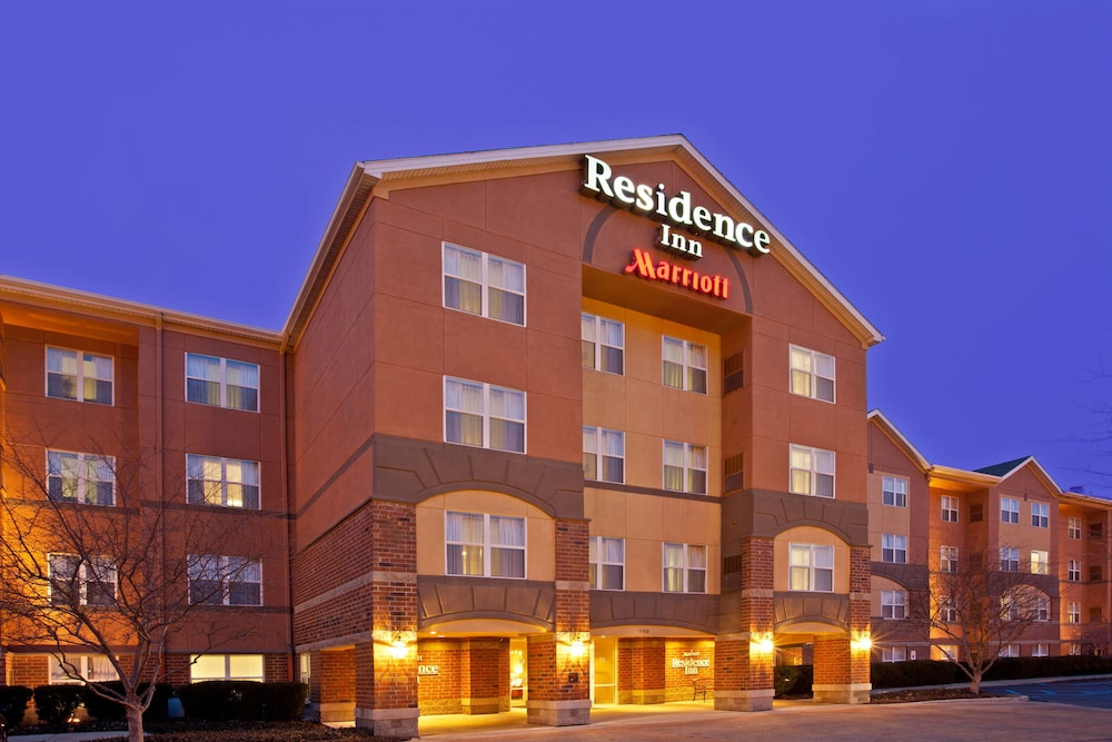 Residence Inn By Marriott Indianapolis Downtown On The Canal, Indianapolis