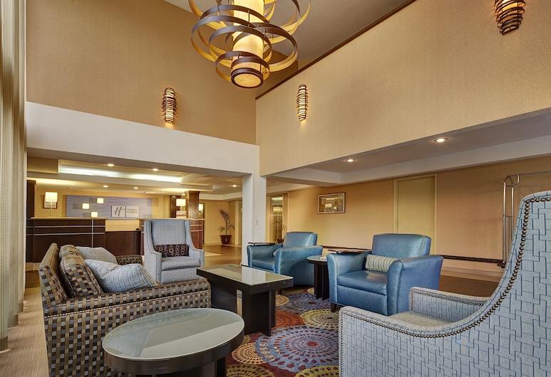 Holiday Inn Express San Diego South - National City, National City, Vestíbulo