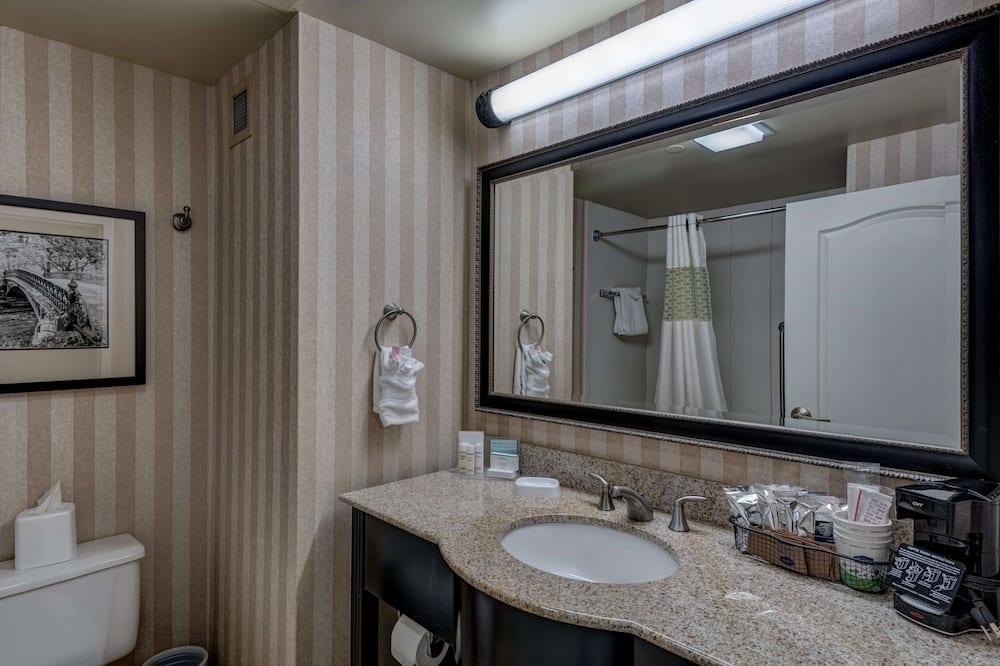 Standard 1 King Bed - Bathroom