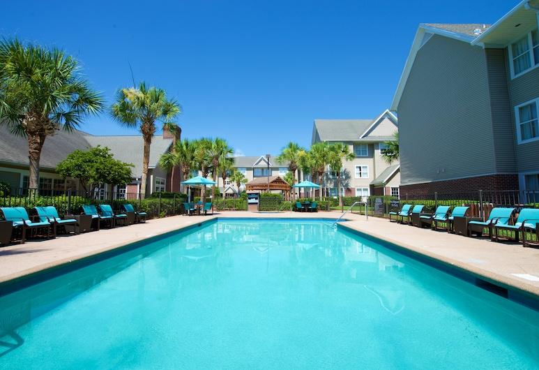 Residence Inn by Marriott Jacksonville Butler Boulevard, ג'קסונוויל, בריכה חיצונית