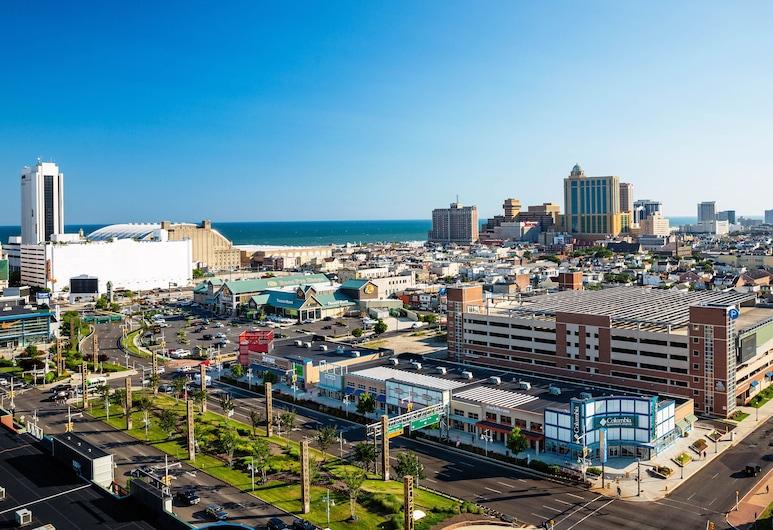 Sheraton Atlantic City Convention Center Hotel, Atlantic City, Deluxe soba, 1 king size krevet, za nepušače, Soba za goste