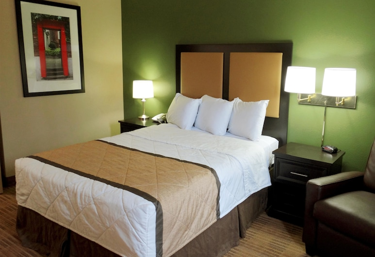 Extended Stay America Tucson - Grant Road, Tucson, Studio, 1 Queen Bed, Non Smoking, Guest Room