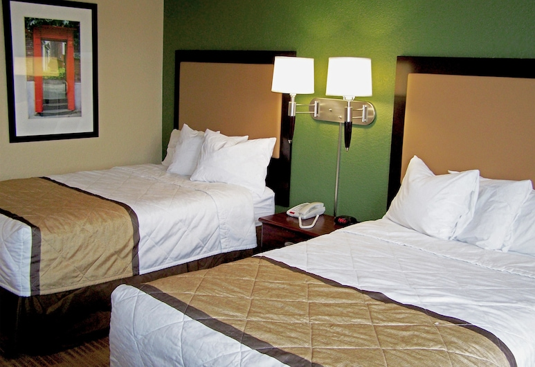 Extended Stay America Tucson - Grant Road, Tucson, Studio, 2 Double Beds, Non Smoking, Guest Room