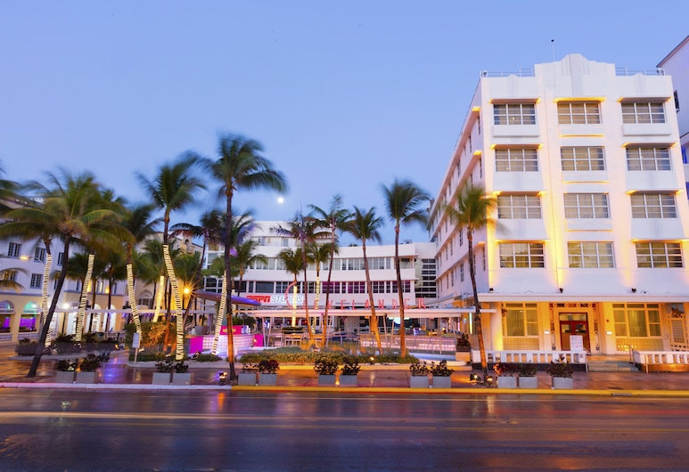Clevelander Hotel – Adults Only, Miami Beach, View from Hotel