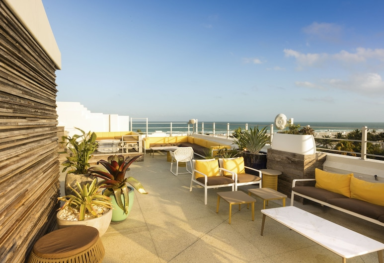 Clevelander Hotel – Adults Only, Miami Beach, Terasa/trijem