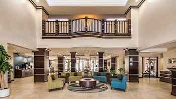 George Bush Intercontinental Airport Iah Hotels With Parking