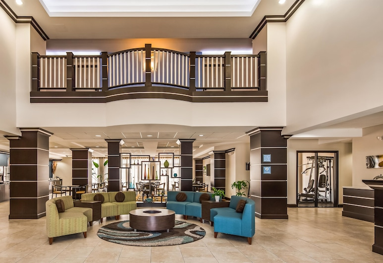 Best Western Plus JFK Inn & Suites, Houston, Lobby