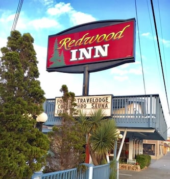 Fotografia do Redwood Inn em Crescent City