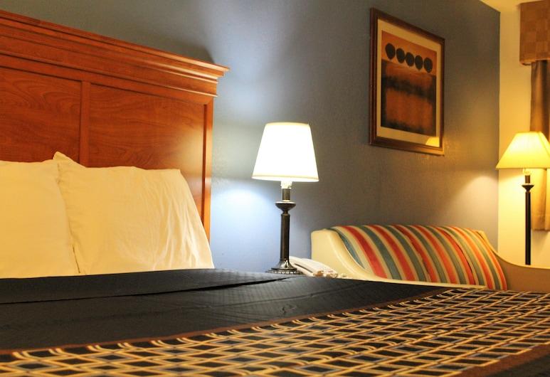 Desert Inn, El Paso, King Bed , Guest Room