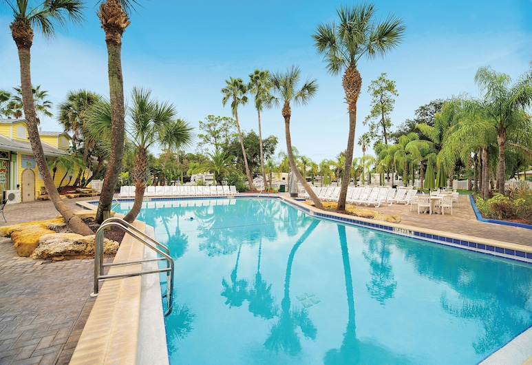 Tropical Palms Resort, Kissimmee, Vanjski bazen
