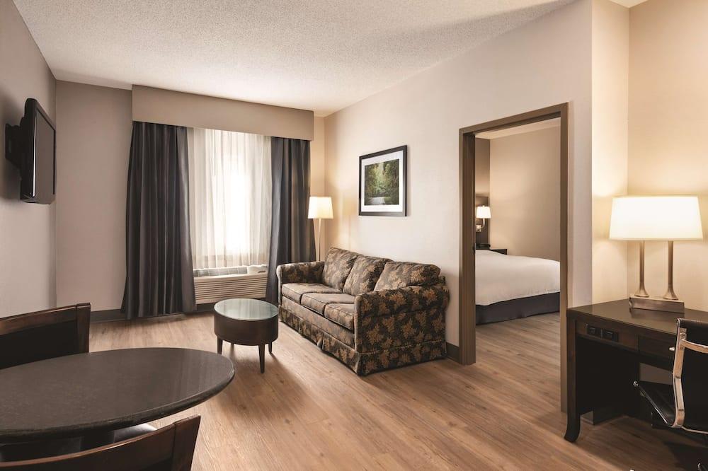 Suite, 1King-Bett, Nichtraucher - Zimmer