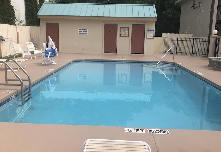 Holiday Lodge & Suites Fort Walton Beach, Fort Walton Beach, Outdoor Pool