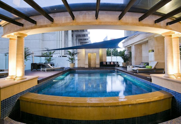 Duxton Hotel Perth, פרת', מרפסת/פטיו