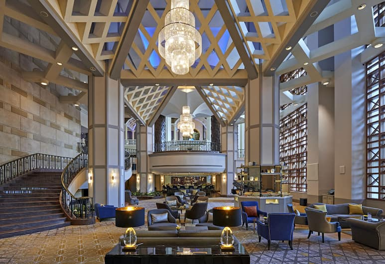 Sheraton Imperial Kuala Lumpur Hotel, Kuala Lumpur, Lobby Lounge