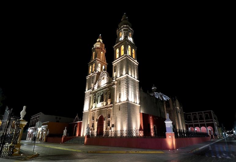 Mision Campeche, Campeche, Utvendig