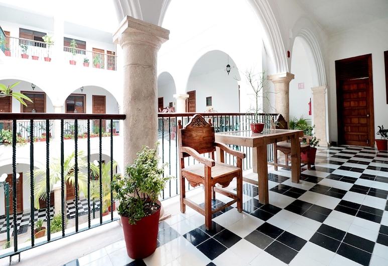 Mision Campeche, Campeche, Terraza o patio