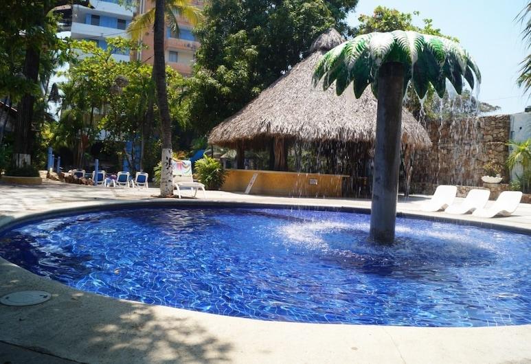 Hotel Club del Sol, Acapulco, Lastenallas