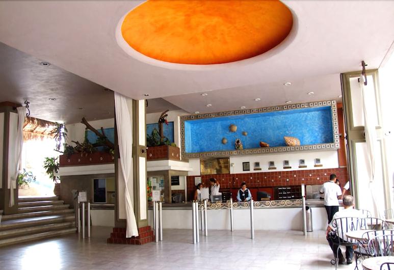Hotel Club del Sol Acapulco by NG Hoteles, Acapulco, Reception