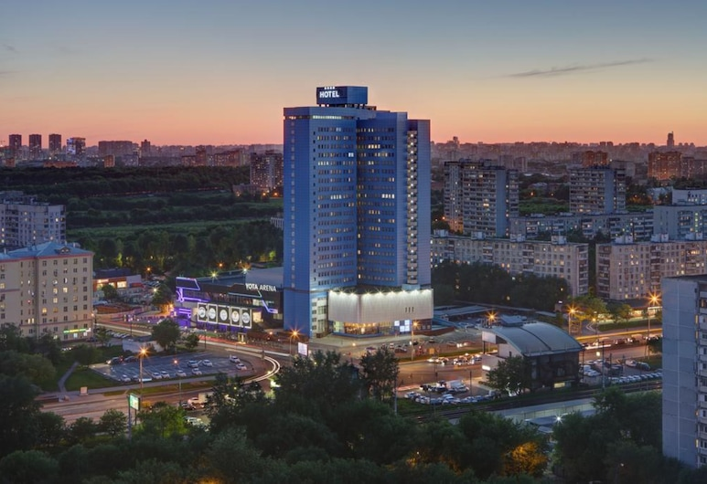 Park Tower Hotel, Moskwa