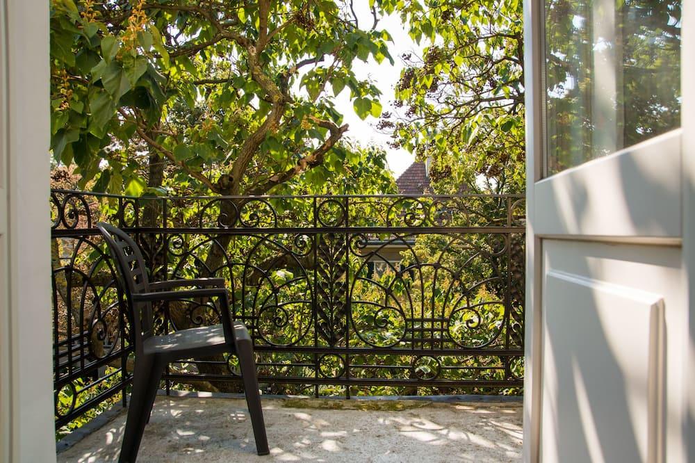 Superior Einzelzimmer mit Alleeblick - Balkon
